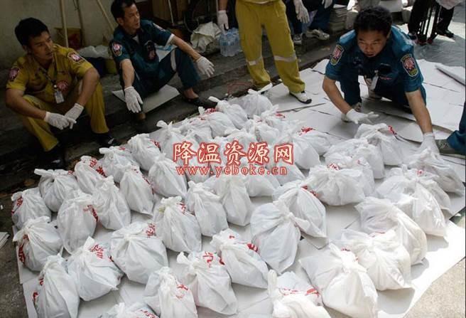 【重口味】泰国寺庙臭气熏天,竟藏数百袋婴儿尸体 新闻热点 第1张