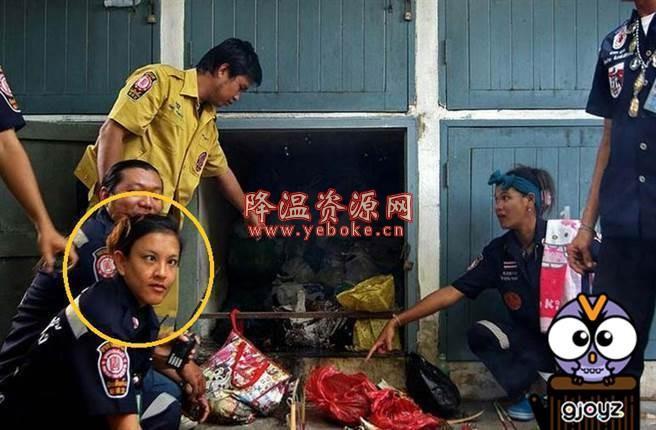 【重口味】泰国寺庙臭气熏天,竟藏数百袋婴儿尸体 新闻热点 第2张