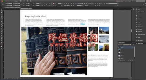 adobe indesign cc 2019 解锁版 Windows 第1张