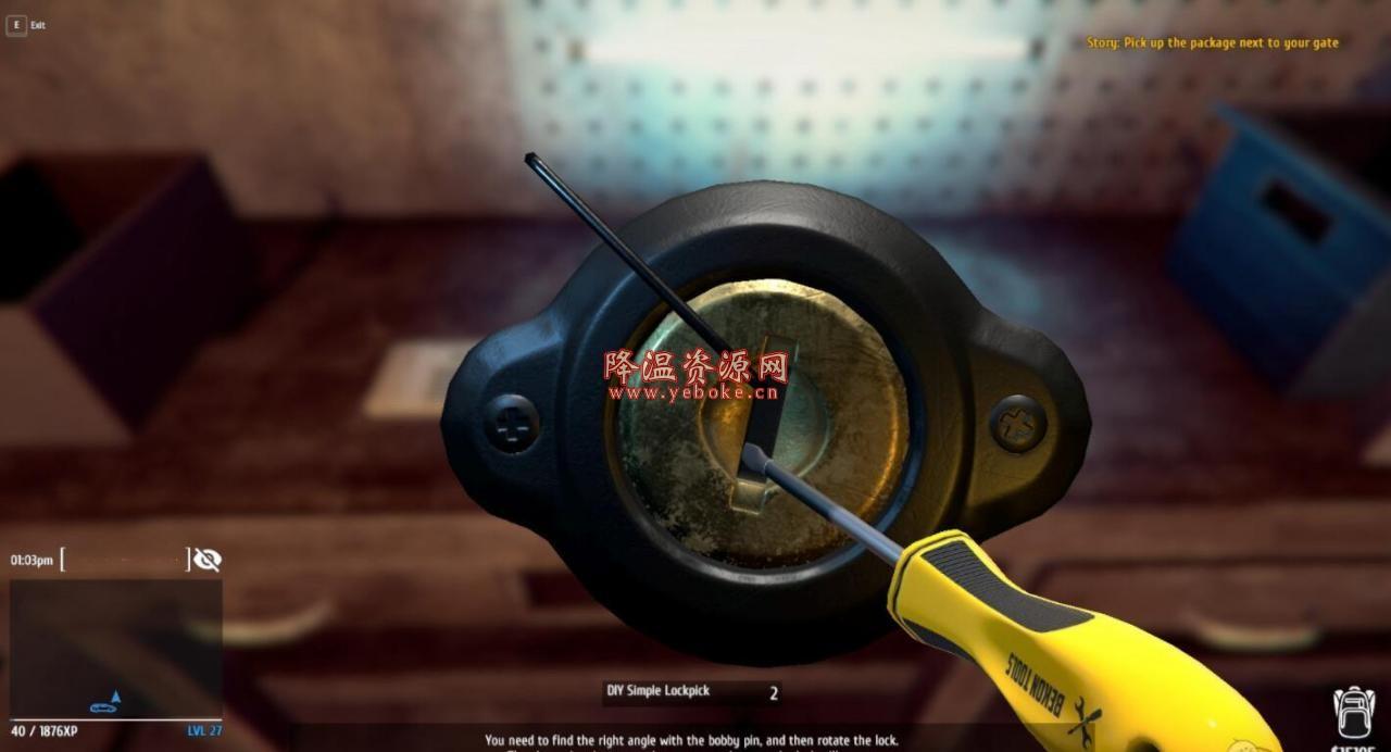 小偷模拟器 中文破解版 Windows 第2张