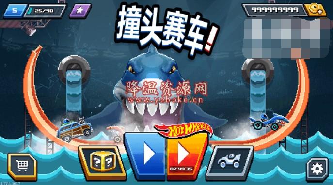 撞头赛车 v1.77.1 中文破解版 Android 第1张