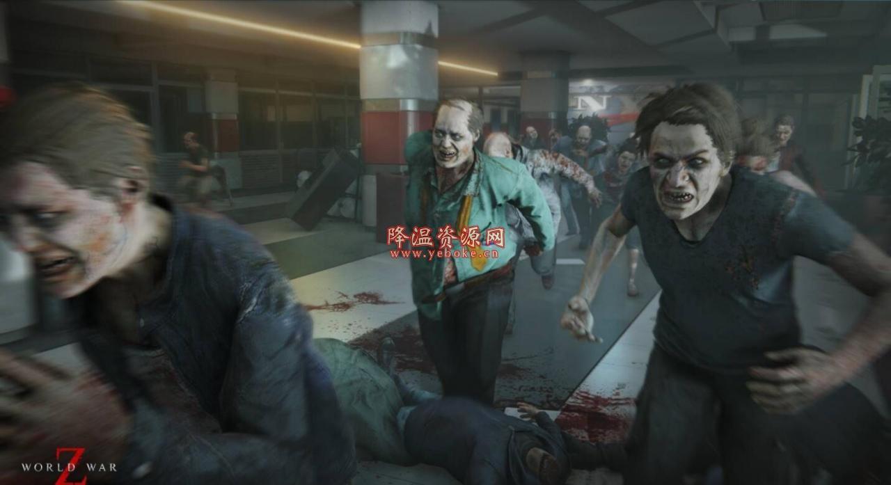 僵尸世界大战 破解版 非常好玩的单机游戏 Windows 第1张