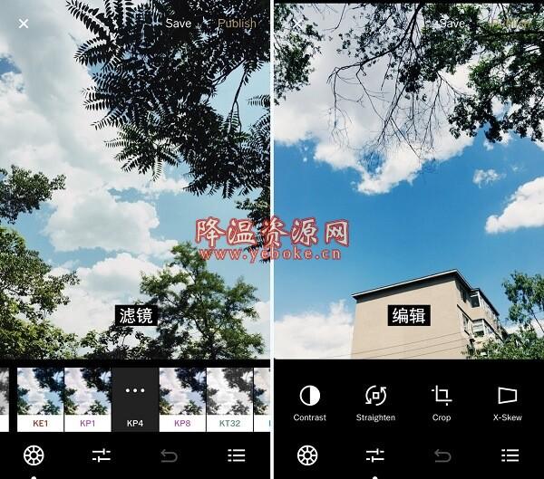 VSCO全滤镜 v131 解锁版 强大的手机拍照软件 Android 第1张