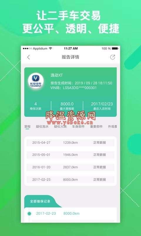 车商大师 v1.0.4 手机版 二手市场开发的服务软件 Android 第1张