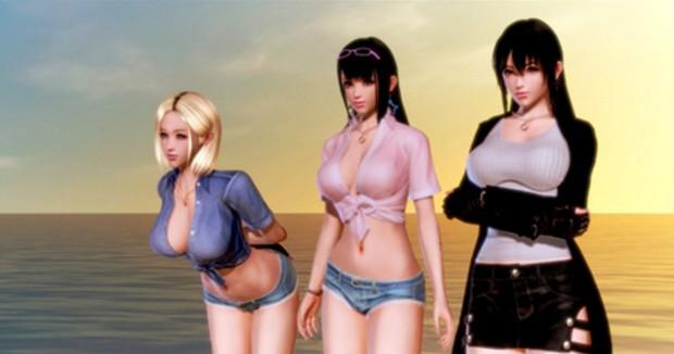 性感海滩4中文汉化版下载