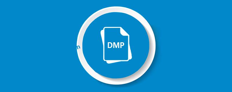 dmp文件是什么?dmp文件用什么打开?