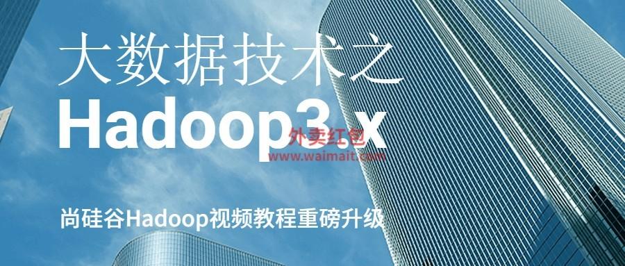 大数据技术之Hadoop3.x尚硅谷视频教程百度云下载