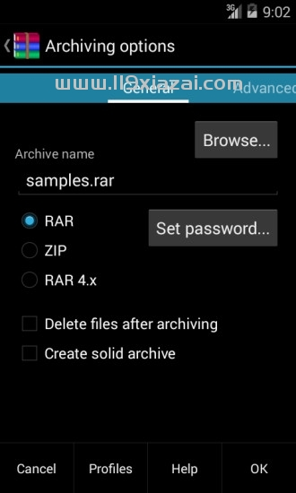 WinRAR v5.70.71 安卓解锁版